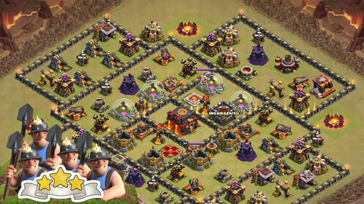 Clash Of Clans Th10 mass miners attack strategy. TH10 best miners attack strategy. Best TH10 miners attack strategy. Clash of clans miner attack strategy Th10. How to miner attack on th10. Mass miners attack 3stars clan war. TH10 3stars attack strategy. Mass miners attack strategy 2016. Best low level mass miners attack strategy. Watch more clash of clans mass miners attack strategy: http://ift.tt/2c8Y9DC TH10 miner attack strategy 2016. In this clash of clans war attack strategy we will…