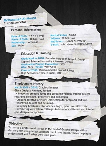 50 best The Art of Resumes \ Cover Letters images on Pinterest - resume checker
