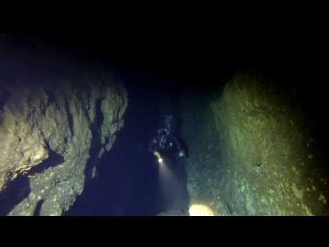 """Dive at """"The Crack"""" with Gozo Technical Diving"""