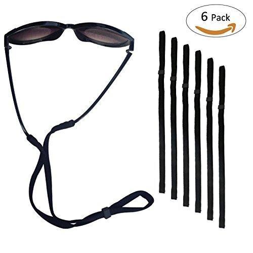 Oferta: 7.99€ Dto: -56%. Comprar Ofertas de Philonext 6 Pcs Deportes gafas de sol soporte correa, Universal Fit cuerda retención, sistema de retención de gafas, gafas ne barato. ¡Mira las ofertas!