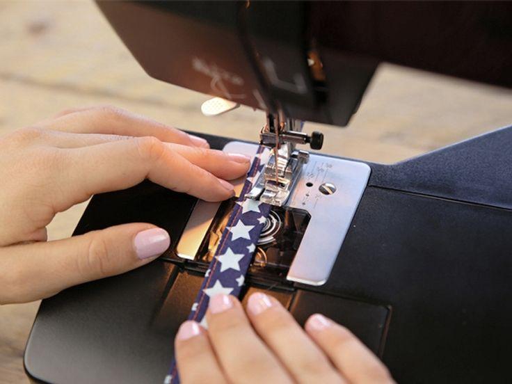Tutoriel DIY: Coudre une attache-tétine via DaWanda.com