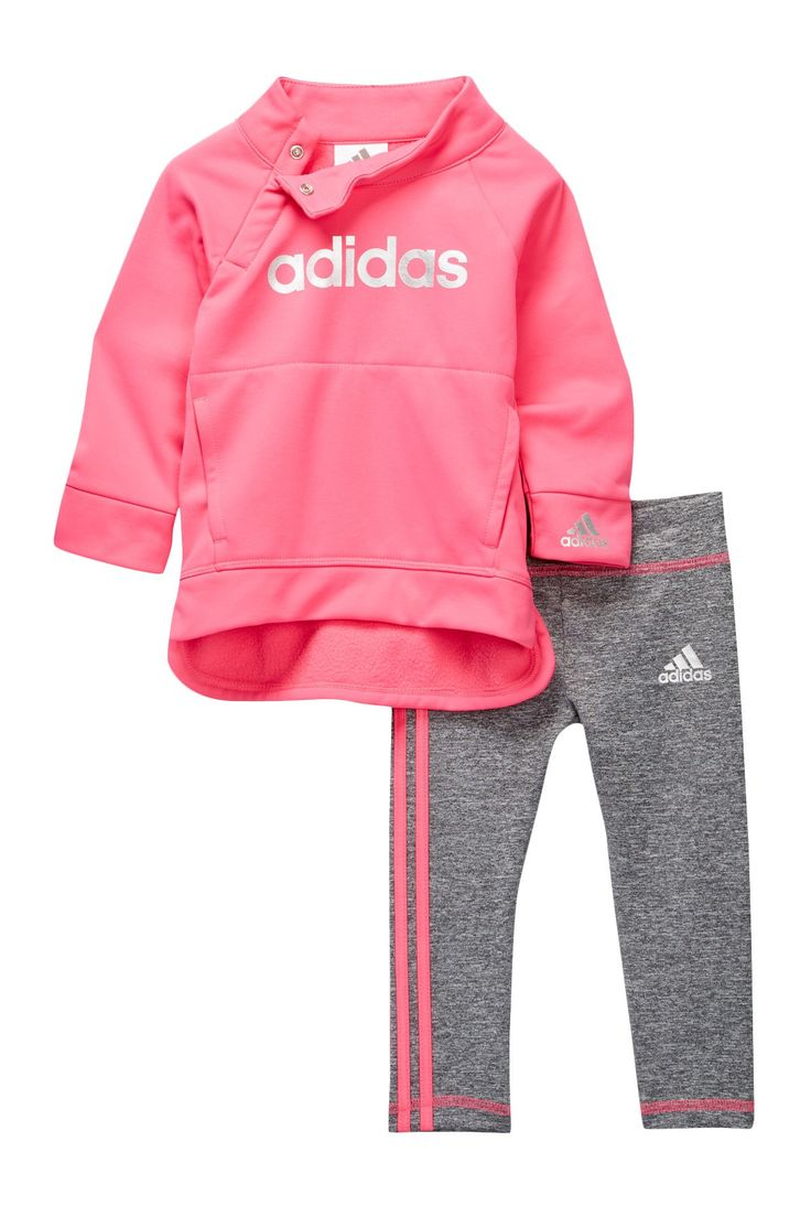 baby girl adidas outfits