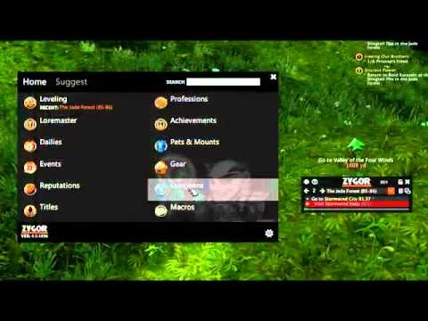 Try For Free In Game Guides For Mists of Pandaria at http://GameGuidesNo1.com/wow    Power Leveling, Gold, Dailies, Pets, Mounts, Achievements, Professions and Macros! Guaranteed Domination In WoW From Day One! Try it Now! Check It Out At http://GameGuidesNo1.com/wow