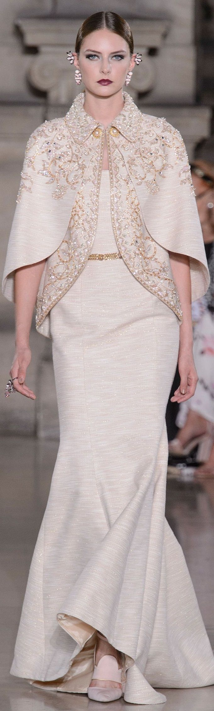 Georges Hobeika Fall 2017 Couture