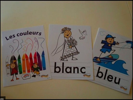 Affiches sur les couleurs :)  http://lindispensable.ca/Produits/Lescouleurs.aspx