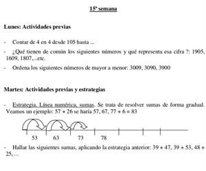 Cálculo mental en 2º Ciclo de Educación Primaria. Universidad de Valladolid
