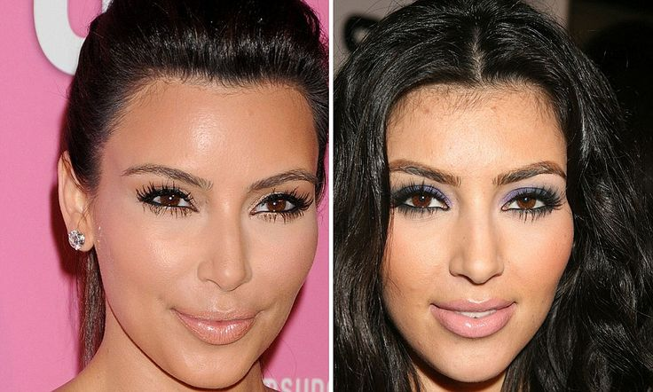 How facial hair removal keeps kim kardashian young hair
