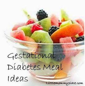 Gestational Diabetes Meal Ideas