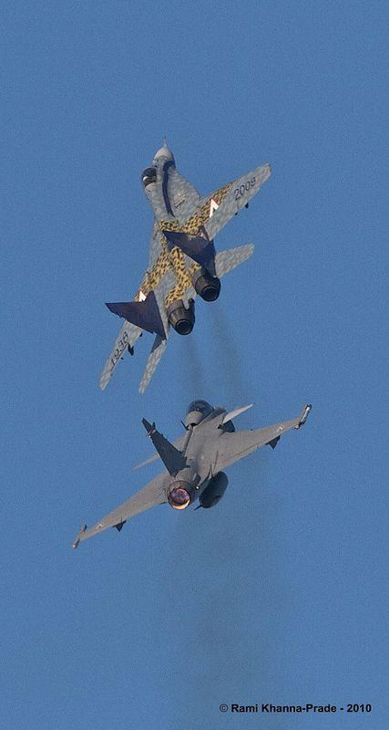 Hungarian AF Gripen vs MiG29
