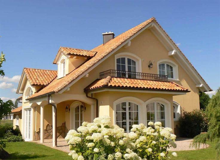 Finde Mediterrane Häuser Designs: Mediterranes Wohnhaus In Deutschland.  Entdecke Die Schönsten Bilder Zur Inspiration