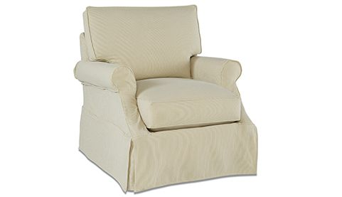 Beatrix Swivel Glider from Robinbruce.com.  Available at Trove