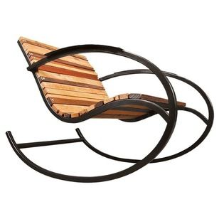Contemporary Outdoor Rocking Chairs by Edgewood Ave