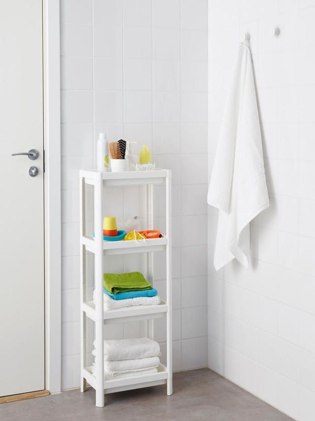 Best 25 ikea bathroom ideas on pinterest ikea hack for Bathroom ideas apartment therapy