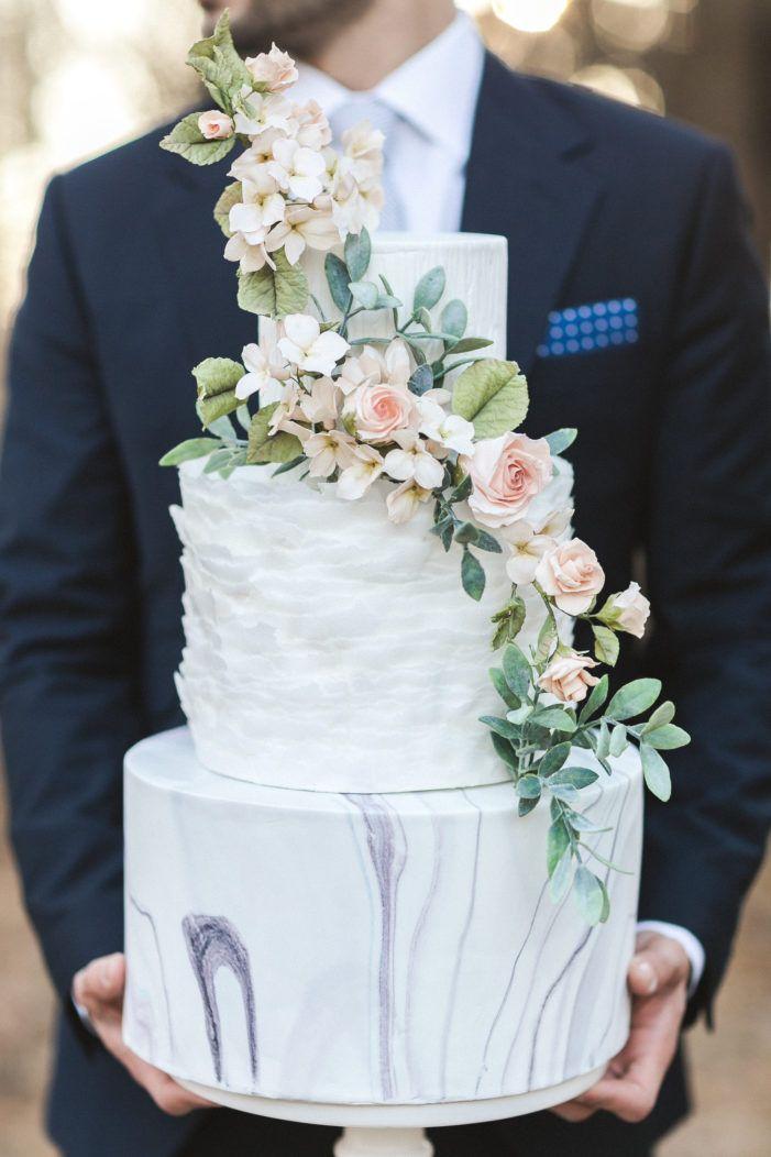Romantic Blue Ridge Mountain Wedding Inspiration