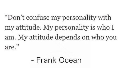 frank ocean. ♡