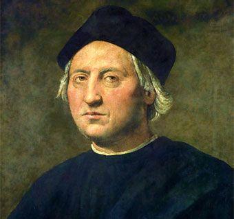 Cristóbal Colón. Génova, 1433 - 1506. El insigne navegante murió sin ser consciente de que, en su búsqueda de una ruta más corta hacia Asia, había descubierto el nuevo mundo
