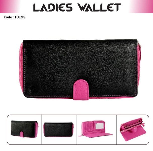 Hidepark Offers Soft Grained Genuine Leather Ladies Wallet. Order it online from Flipkart, Amazon.in and Snapdeal Contact us - info@srbrothers.com. 👍  #ladieswallet#leatherproduct #ladiesleatherwallet #ladiesfashion  #genuineleather #hidepark #purse #wallet