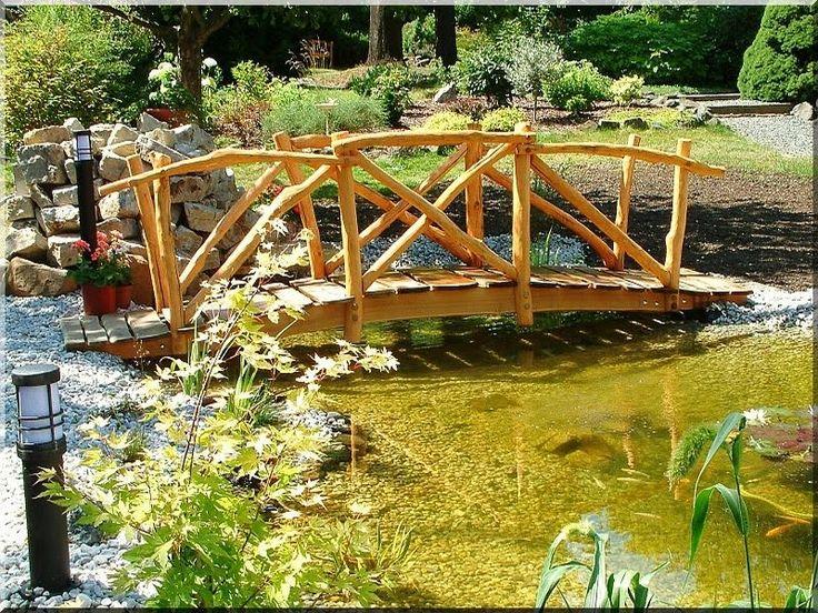 akác kerti híd