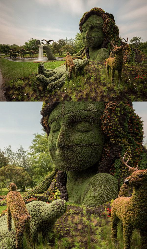 2013 Mosaicultures Internationales de Montréal