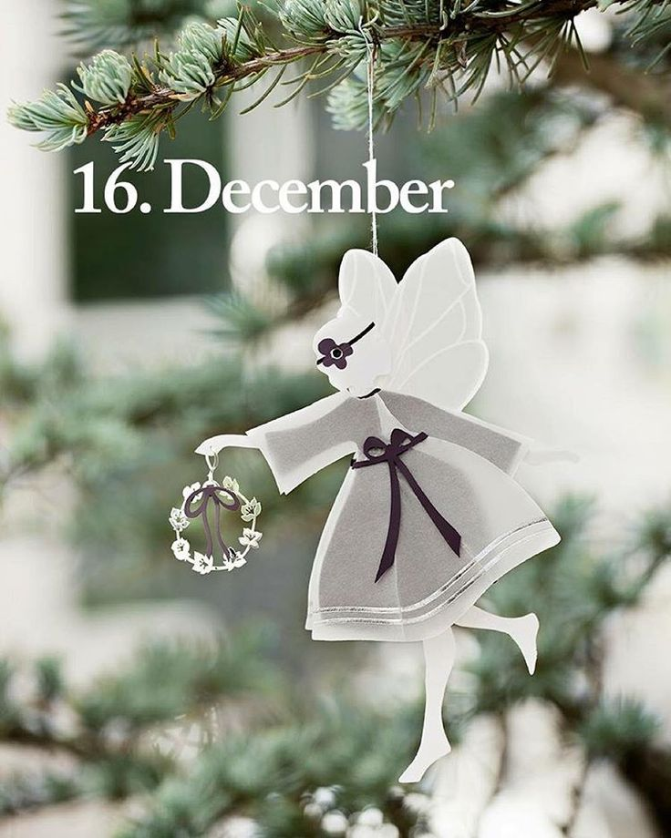 Good morning, Wednesday, 16th of December and only 8 days until Christmas! The Design of the day is our Purple Fairy with a wreath. Like our Facebook page & the post of the day and you might be the lucky winner! The Purplr Fairy with a Wreath costs 79,-dkk in our web-shop www.jettefroelich.dk, but for today only! ( Normal price 129,-) #christmascalendar #christmasgiveaway #purplefairywithwreath #jettefrölich #jettefroelich #jettefrölichdesign #jettefroelichdesign #danishdesign…