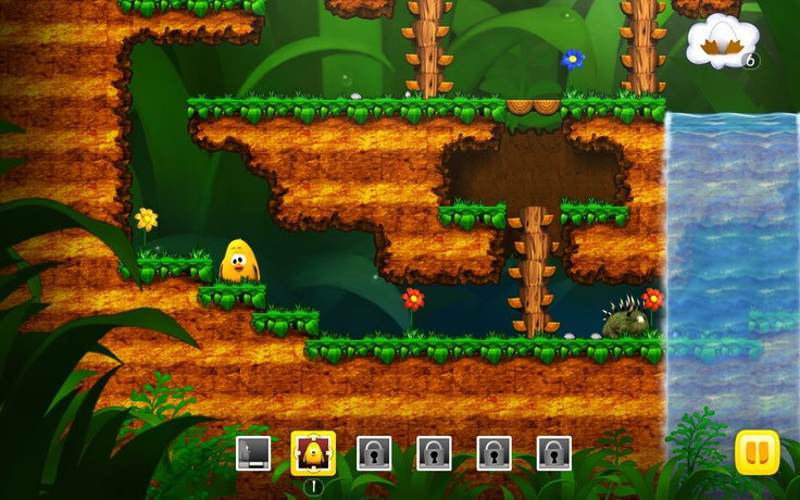 Save 90% on Toki Tori on Steam - $0.49 game for those who want a cute overload moment.