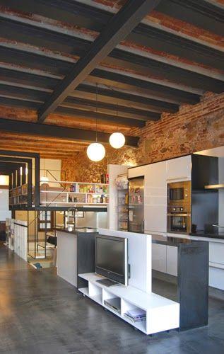 espaizero: Precioso apartamento en Barcelona