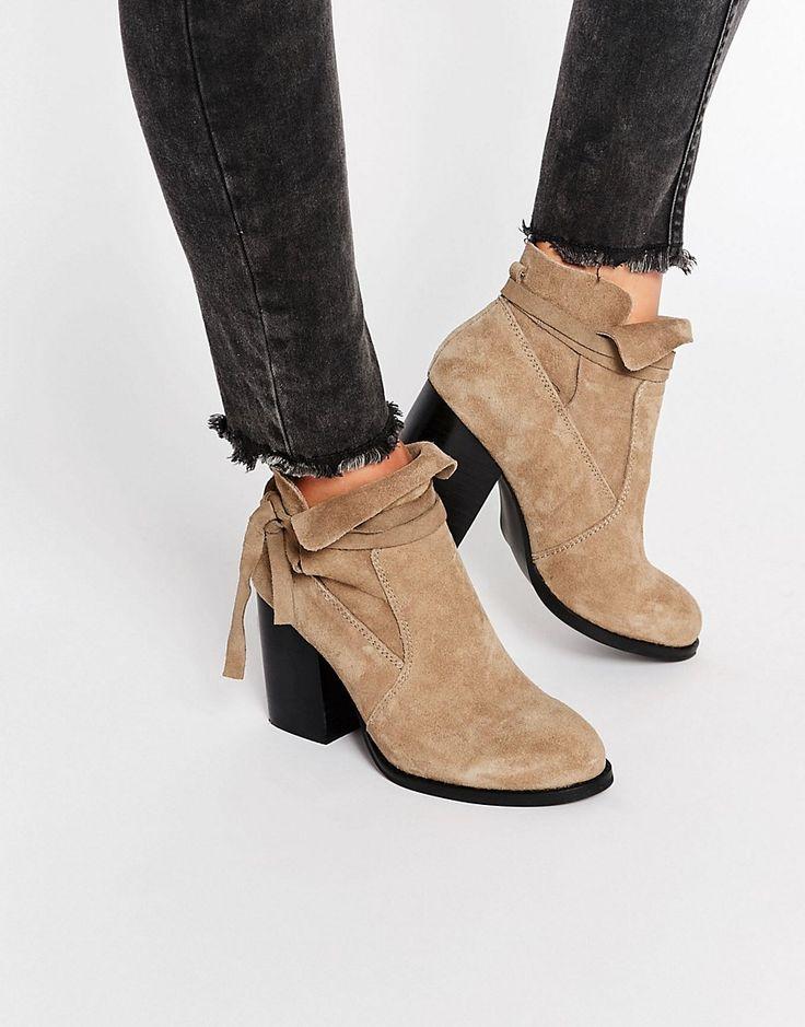 Image 1 ofASOS EMMA Slouchy Ankle Boots