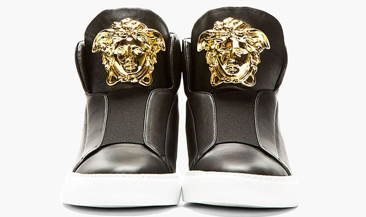 VASCACE sneakers for men | New-Versace-Mens-shoes-high-top-sneakers-Gianni-Gold-Medusa-head-blog ...