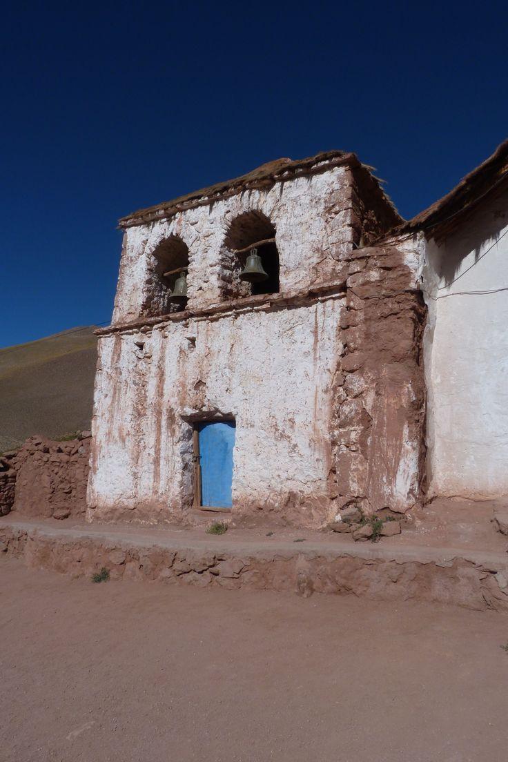 Pueblo Machuca, San Pedro de Atacama. Calama, Chile