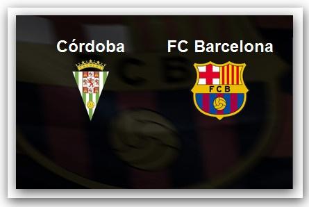 مشاهدة مباراة برشلونة وقرطبة