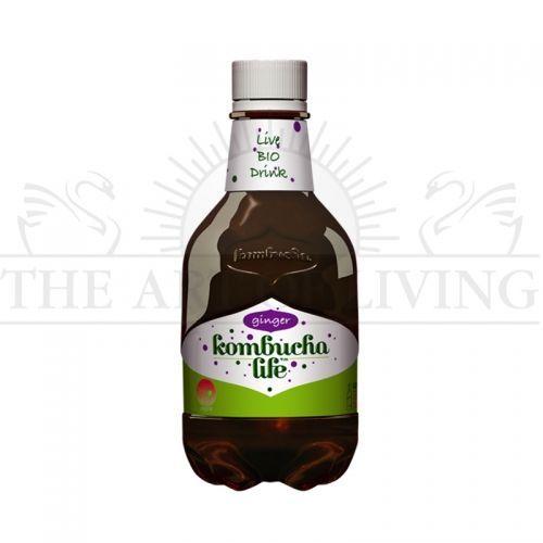 Био Комбуча Джинджифил, 330 мл.-висококачествен биологичен продукт, който съдържа много полезни за вашето здраве вещества и уникален вкус!  Здравословна напитка с освежаващ вкус!  Произход: България