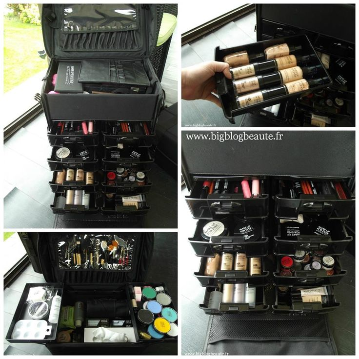 valise maquillage