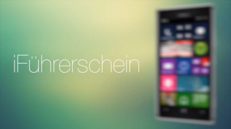 Video mit Erklärungen zu den Funktionen von #iFührerschein #Fahrschule für #WindowsPhone, der #Führerschein #App zur Vorbereitung auf die #Theorieprüfung von Fahrschule.de.