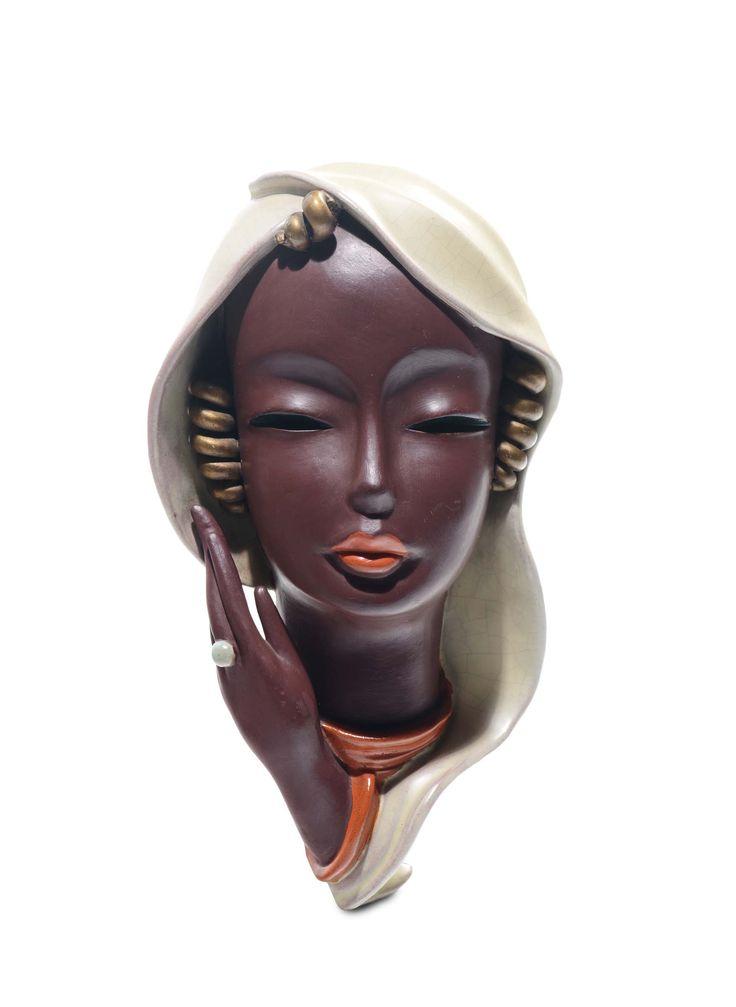 Goldscheider Mask - Vienna.
