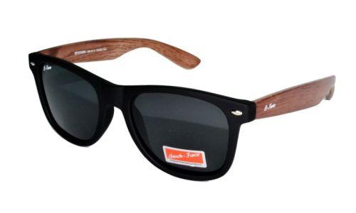 Γυαλιά ηλίου απόχρωση Ξύλου Πολωτικά Beach Force BF07030K/166-91-5