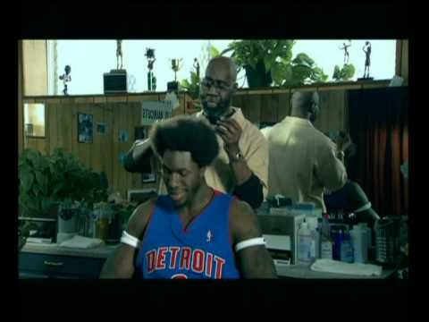 2004 NBA Finals Commercial featuring Ben Wallace and the Bad Boys.