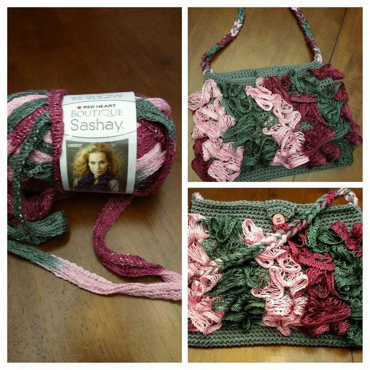 cartera crochet con hilo sashay  https://www.facebook.com/546423738819947/photos/a.568053253323662.1073741831.546423738819947/735587156570270/?type=1&theater