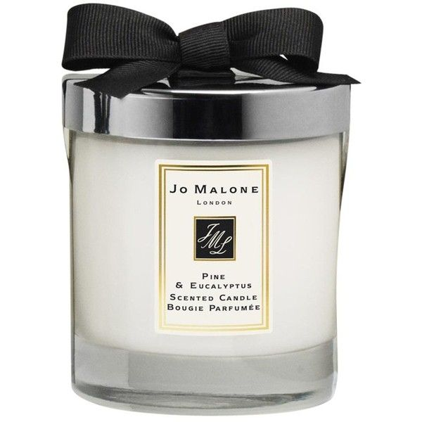 jo malone pine and eucalyptus christmas home candle 200g. Black Bedroom Furniture Sets. Home Design Ideas