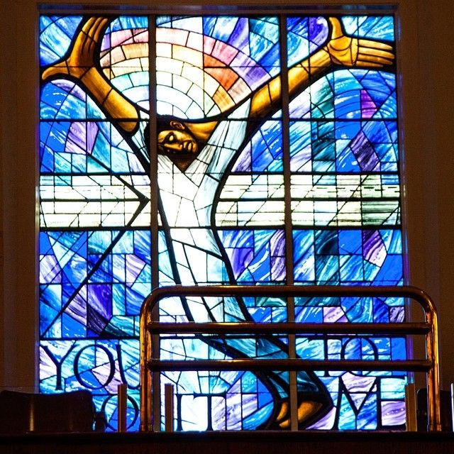 1000 images about glas in lood on pinterest lutheran for 16th street baptist church stained glass window