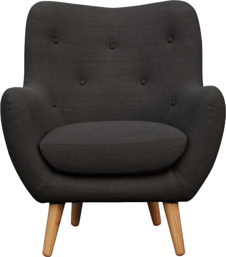 BREYTON fauteuil en tissu - Habitat