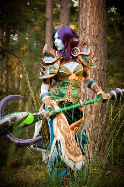 Druid Cosplay That Will Make You Say WoW