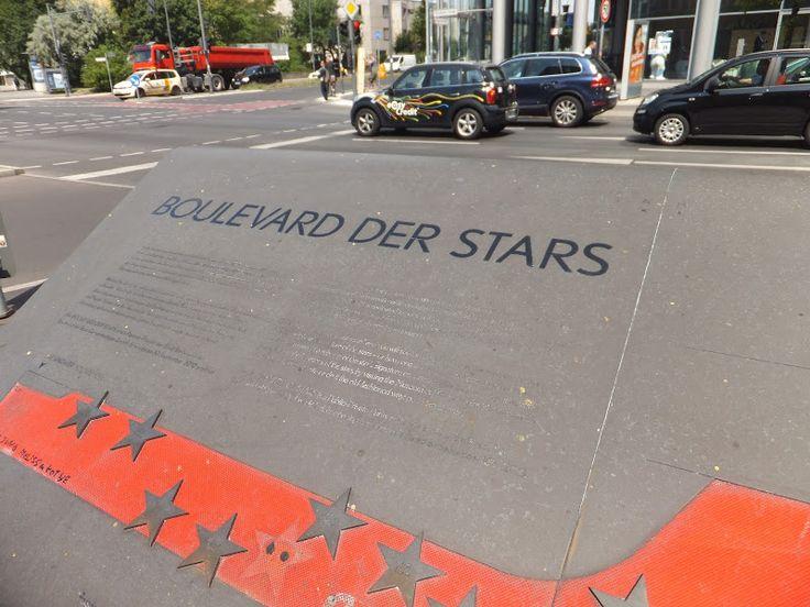 Boulevard des Stars, Marlene-Dietrich-Platz, Potsdamer Platz, Berlín, Elisa N, Blog de Viajes, Lifestyle, Travel