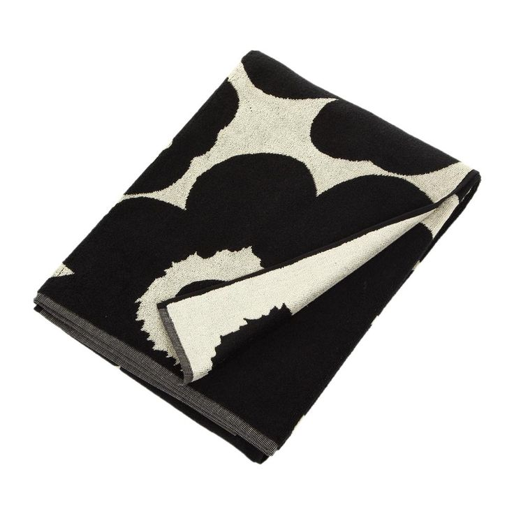 Buy marimekko unikko beach towel blacksand beach