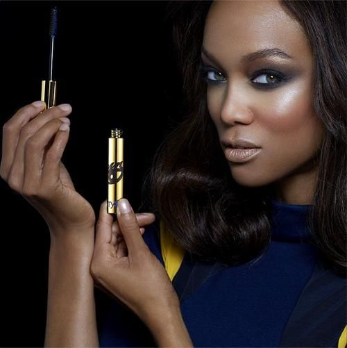 Tyra Banks Introduces New Beauty Line and Invents Words https://www.yahoo.com/style/tyra-banks-new-cosmetics-makeup-tyra-smize-99335002028.html