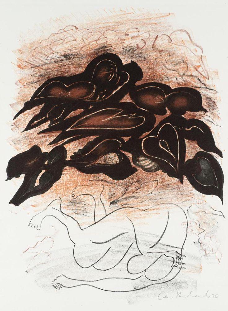 Ceri Richards (1903–1971) - [title not known] 1970.