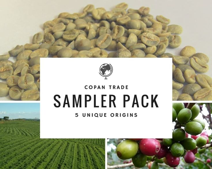 Copan Trade offers a Green Coffee 5-lb. Sampler Pack for free with $15 for shipping https://www.lavahotdeals.com/us/cheap/copan-trade-offers-green-coffee-5-lb-sampler/318419?utm_source=pinterest&utm_medium=rss&utm_campaign=at_lavahotdealsus&utm_term=hottest_12