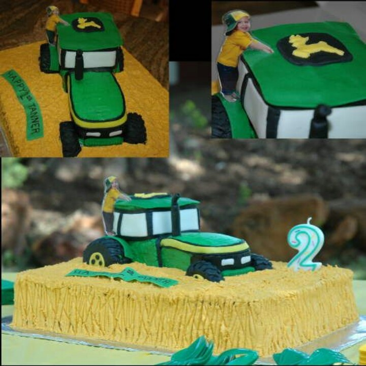 28 best Tractor Party images on Pinterest Tractor cakes Birthdays