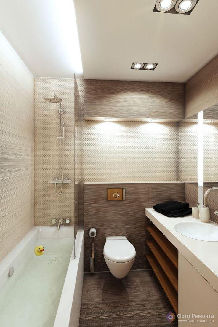 Ремонт малогабаритной ванной