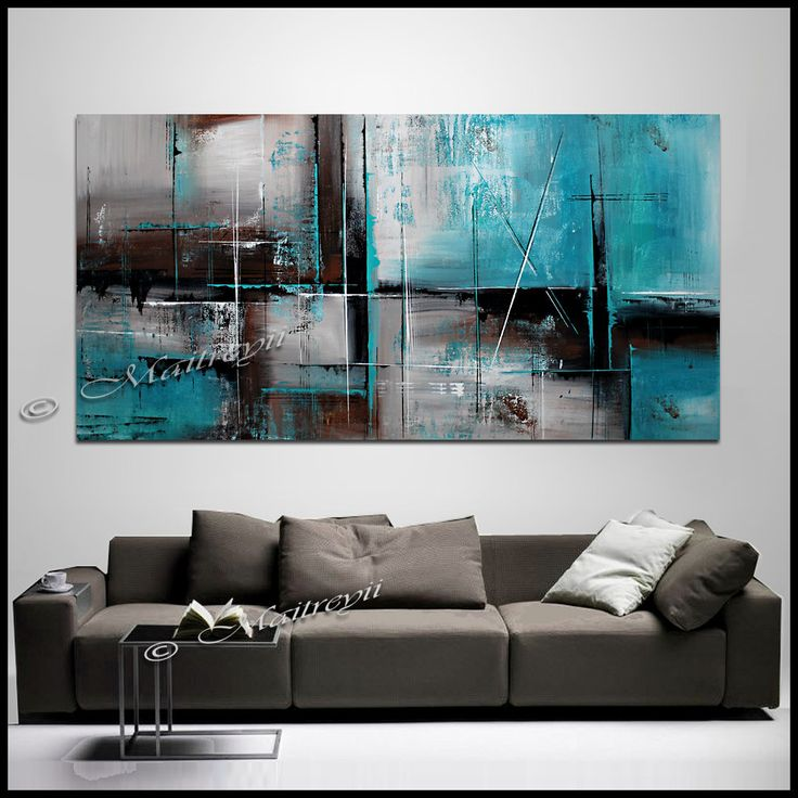 Teal Wall Art Teal Home Decor Aqua Teal Turquoise By Largeartwork Part 62
