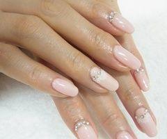 Bruid Nagels ( Pink )